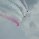 red-arrows-in-flight
