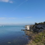 Old Harry Rocks View
